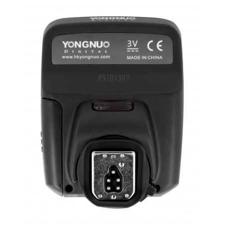 Kontroler radiowy Yongnuo YN-E3-RT II do Canon stopka