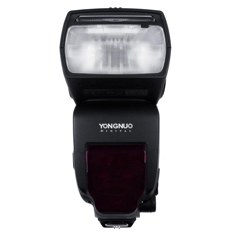 Lampa błyskowa Yongnuo YN685 do Nikon front