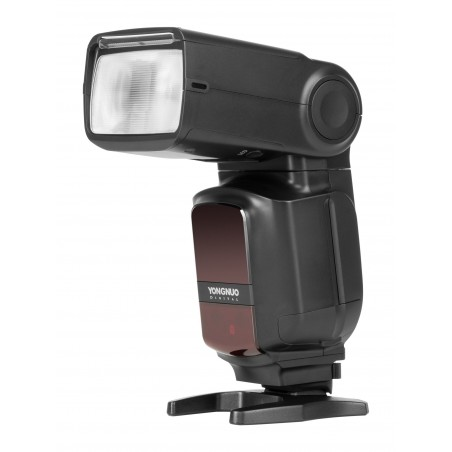 Lampa błyskowa Yongnuo YN968N II do Nikon front bok lewy