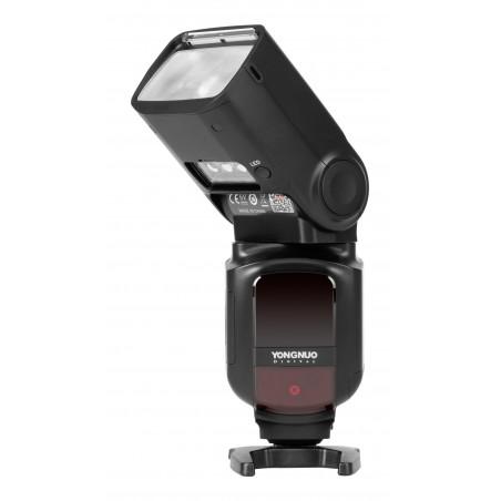 Lampa błyskowa Yongnuo YN968N II do Nikon front