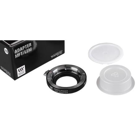 Adapter bagnetowy Voigtlander Leica M / Micro 4/3 - Zdjęcie 2