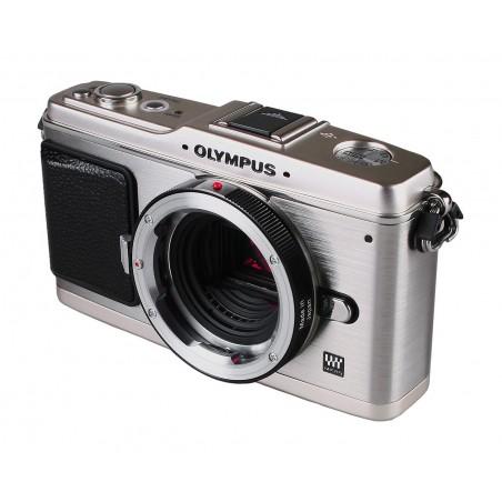 Adapter bagnetowy Voigtlander Leica M / Micro 4/3 - Zdjęcie 3