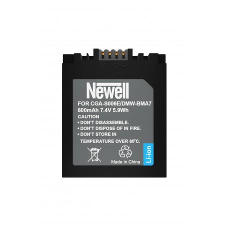 Akumulator Newell zamiennik CGA-S006E - Zdjęcie 3