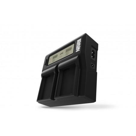 Ładowarka dwukanałowa Newell DC-LCD do akumulatorów NP-FZ100 - Zdjęcie 4