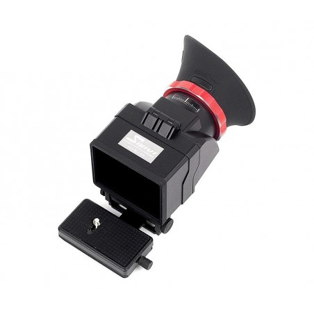 Wizjer powiększający do wyświetlacza GGS Viewfinder Swivi S6 - Zdjęcie 2