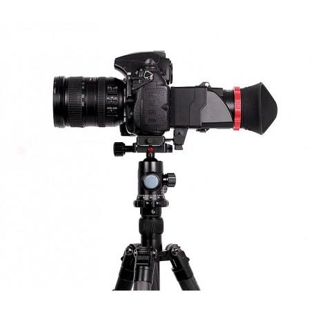 Wizjer powiększający do wyświetlacza GGS Viewfinder Swivi S6 - Zdjęcie 4
