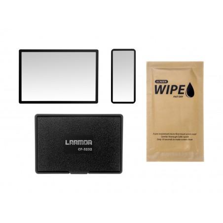 Osłony LCD ochronna i przeciwsłoneczna GGS Larmor GEN5 do Canon 5D Mark III / 5DS / 5DS R - Zdjęcie 4
