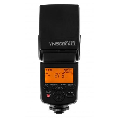 Lampa błyskowa Yongnuo YN568EX III do Canon - Zdjęcie 2