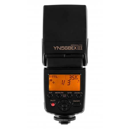 Lampa błyskowa Yongnuo YN568EX III do Nikon - Zdjęcie 2