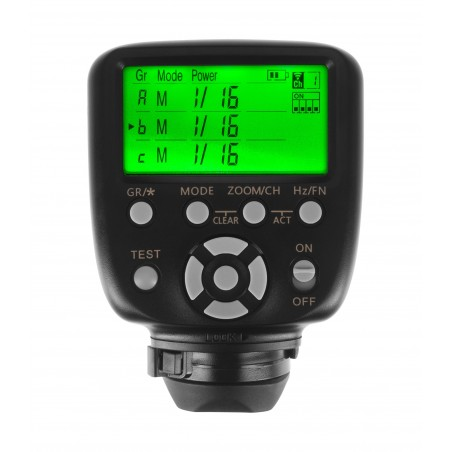 Kontroler radiowy Yongnuo YN560-TX II do Nikon - Zdjęcie 1