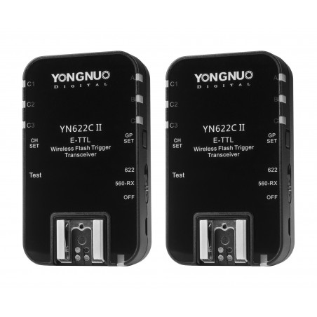 Wyzwalacz radiowy Yongnuo YN622C II do Canon - Zdjęcie 5