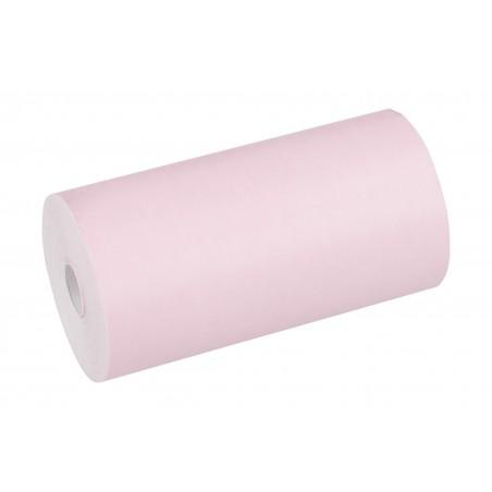 Papier termiczny Peripage - różowy - Zdjęcie