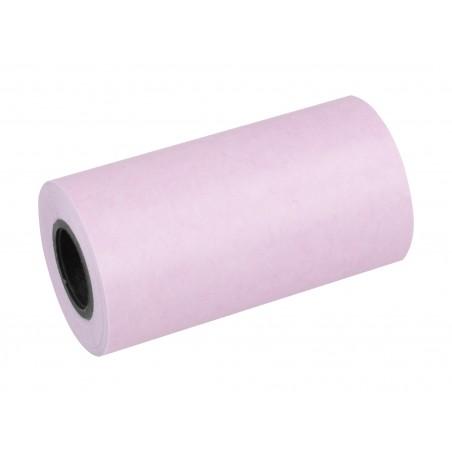 Papier termiczny Peripage naklejka - różowa - Zdjęcie