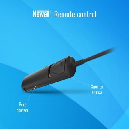Wężyk spustowy Newell RS3-S2 do Sony - Zdjęcie 5
