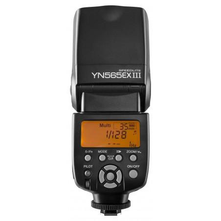 Lampa błyskowa Yongnuo YN565EX III do Canon - Zdjęcie 3