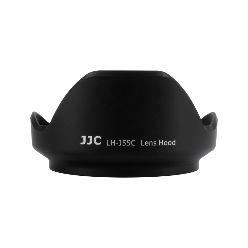 Osłona przeciwsłoneczna JJC LH-J55C - zamiennik Olympus LH-55C - Zdjęcie 1