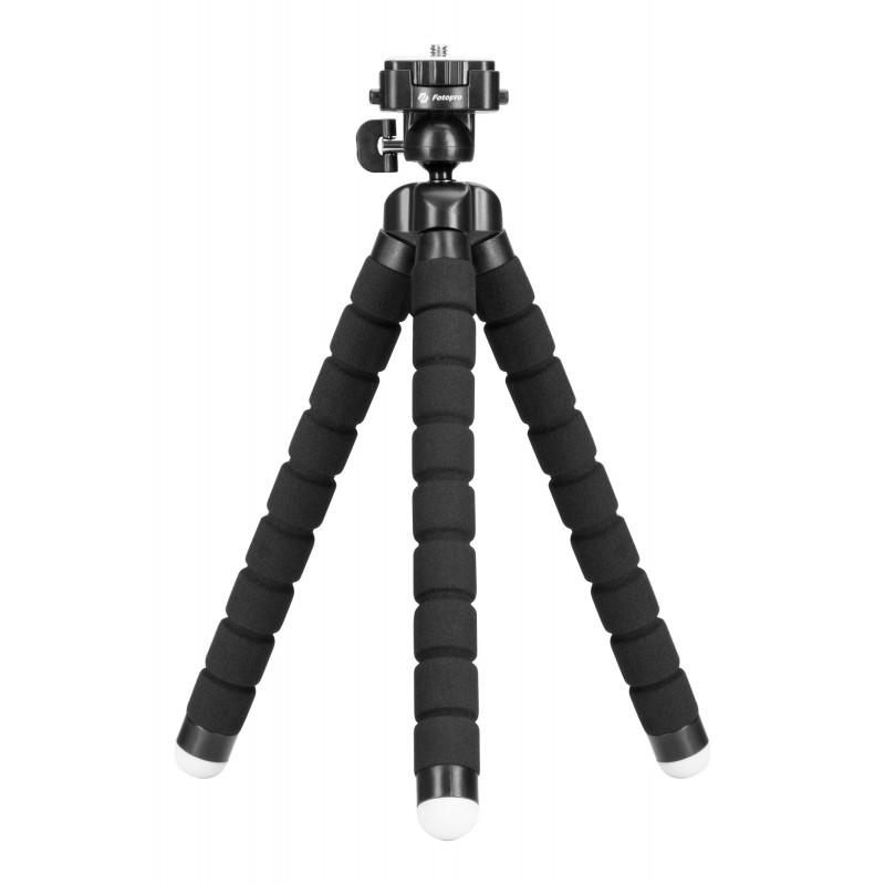 Statyw elastyczny Fotopro RM-100-1 - czarny - Zdjęcie 1