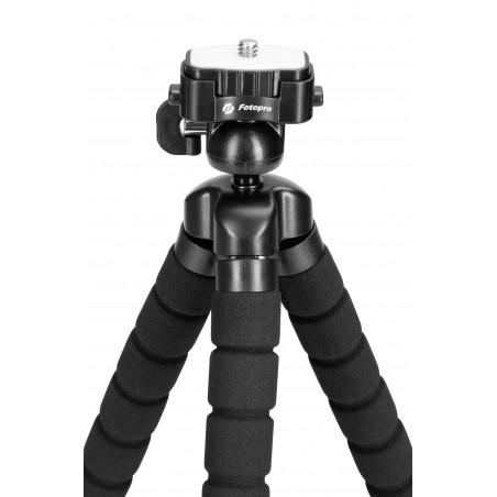 Statyw elastyczny Fotopro RM-100-1 - czarny - Zdjęcie 2
