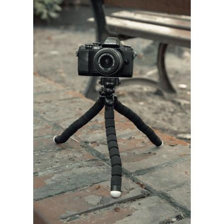 Statyw elastyczny Fotopro RM-100-1 - czarny - Zdjęcie 4