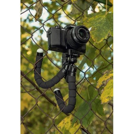 Statyw elastyczny Fotopro RM-100-1 - czarny - Zdjęcie 5