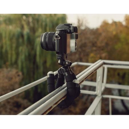 Statyw elastyczny Fotopro RM-100-1 - czarny - Zdjęcie 7