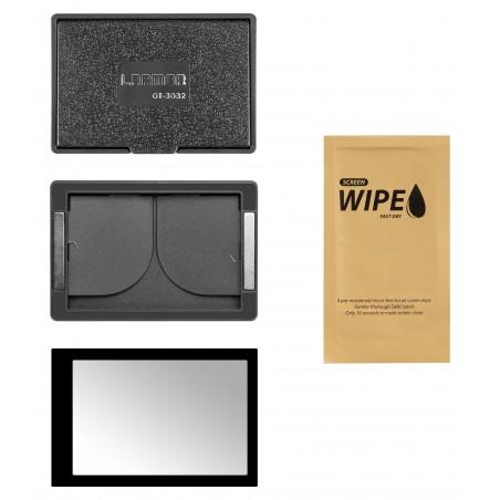 Osłony LCD ochronna i przeciwsłoneczna GGS Larmor GEN5 do Olympus E-M1 III / E-M5 III / E-M10 III - Zdjęcie 1