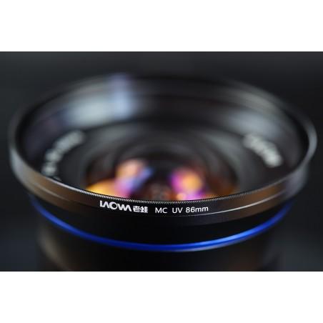 Filtr UV Venus Optics Laowa - 86 mm - Zdjęcie 2