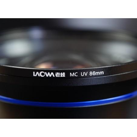 Filtr UV Venus Optics Laowa - 86 mm - Zdjęcie 3