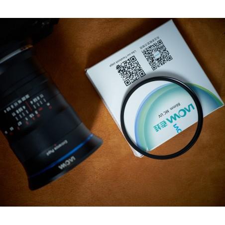 Filtr UV Venus Optics Laowa - 86 mm - Zdjęcie 6