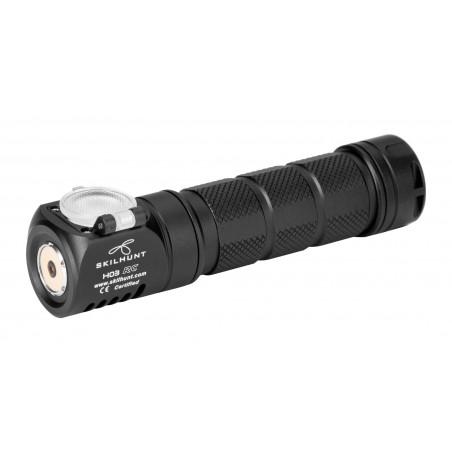 Latarka czołówka Skilhunt H03F RC CW - reflektor i dyfuzor - Zdjęcie 4