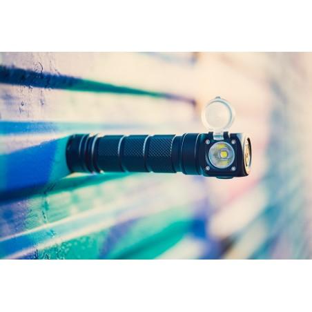 Latarka czołówka Skilhunt H03F RC CW - reflektor i dyfuzor - Zdjęcie 6