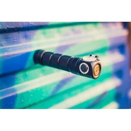 Latarka czołówka Skilhunt H03F RC CW - reflektor i dyfuzor - Zdjęcie 9
