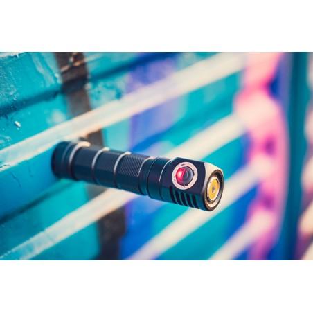 Latarka czołówka Skilhunt H03F RC CW - reflektor i dyfuzor - Zdjęcie 11