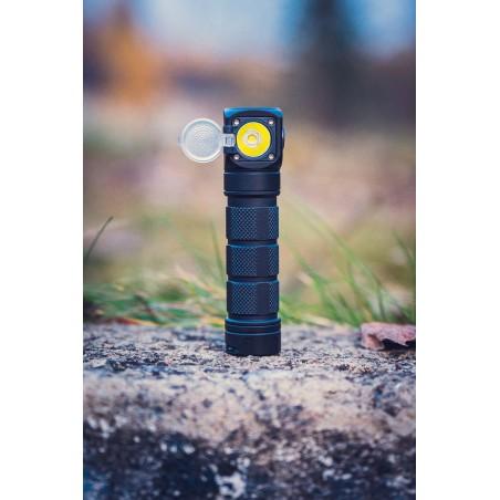 Latarka czołówka Skilhunt H03F RC CW - reflektor i dyfuzor - Zdjęcie 12