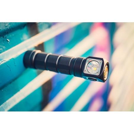 Latarka czołówka Skilhunt H03R RC CW - reflektor - Zdjęcie 5