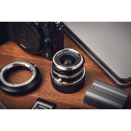 Obiektyw Voigtlander Color Skopar 21 mm f/3,5 do Leica M - Zdjęcie 7