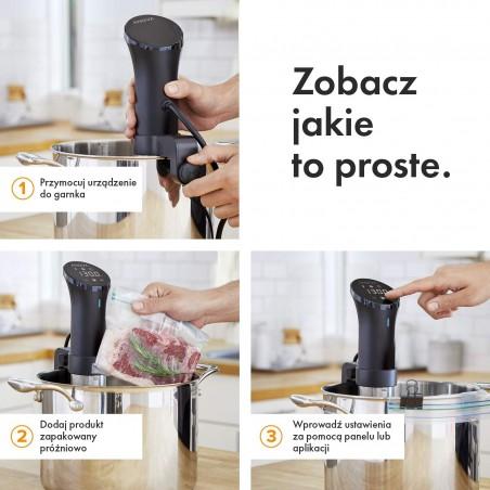 Cyrkulator do gotowania sous vide Anova Precision (V2019) - Zdjęcie 5