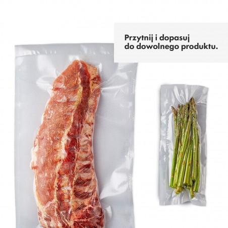 Worki próżniowe do gotowania sous vide Anova Precision - 2 rolki - Zdjęcie 3