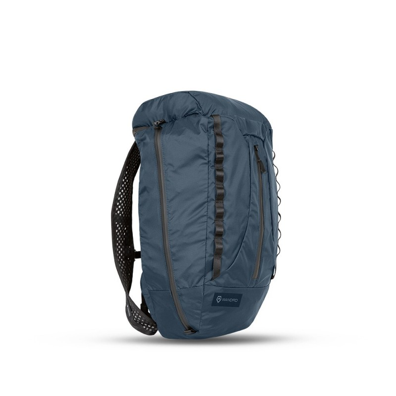 Plecak Wandrd Veer 18 z dmuchanym wkładem fotograficznym - granatowy - Zdjęcie 1