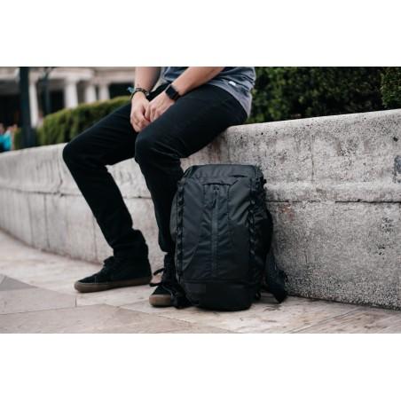 Plecak Wandrd Veer 18 z dmuchanym wkładem fotograficznym - granatowy - Zdjęcie 17