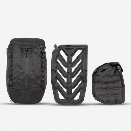 Plecak Wandrd Veer 18 z dmuchanym wkładem fotograficznym - czarny - Zdjęcie 14