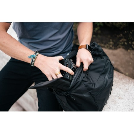 Plecak Wandrd Veer 18 z dmuchanym wkładem fotograficznym - czarny - Zdjęcie 19