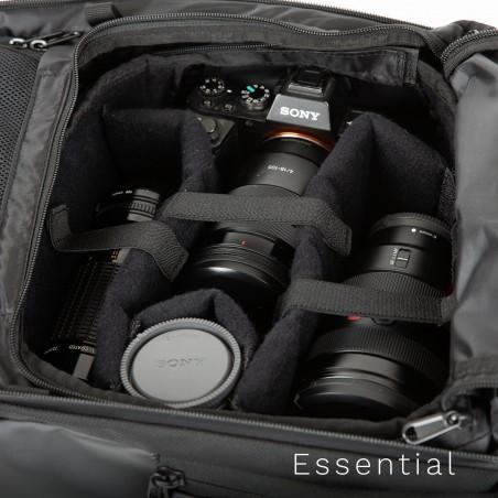 Plecak fotograficzny Wandrd Prvke 21 Photo Bundle Essential - zielony - Zdjęcie 12