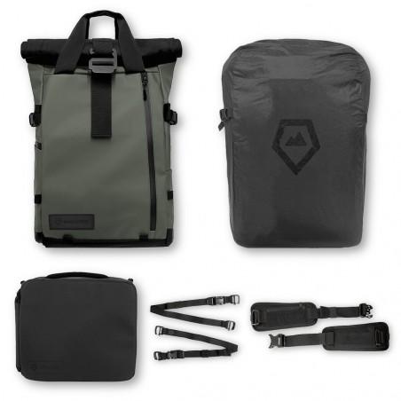 Plecak fotograficzny Wandrd Prvke 21 Photo Bundle Essential - zielony - Zdjęcie 13