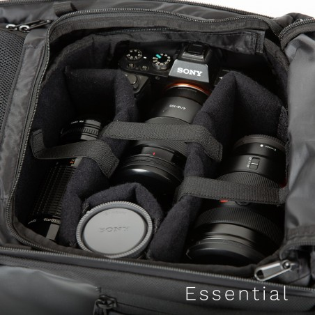 Plecak fotograficzny Wandrd Prvke 21 Photo Bundle Essential - niebieski - Zdjęcie 12