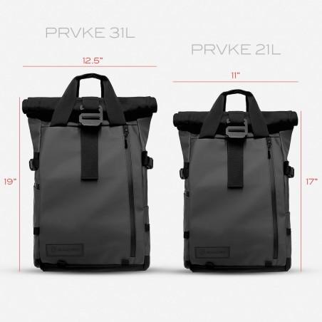Plecak Wandrd Prvke 31 - czarny - Zdjęcie 6