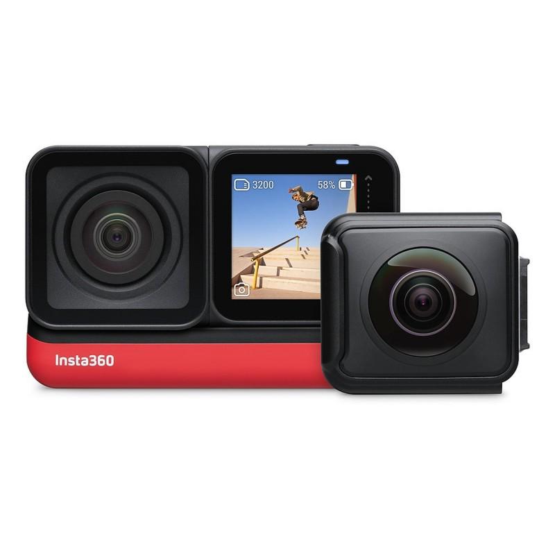 Kamera sportowa Insta360 One R Twin Edition - Zdjęcie 1