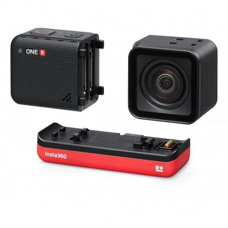Kamera sportowa Insta360 One R Twin Edition - Zdjęcie 2