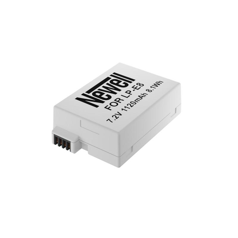 Akumulator Newell zamiennik LP-E8 - Zdjęcie 1