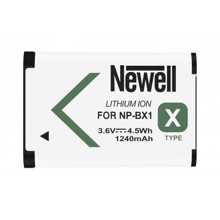 Akumulator Newell zamiennik NP-BX1 - Zdjęcie 3